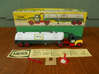 1964 Hess truck value