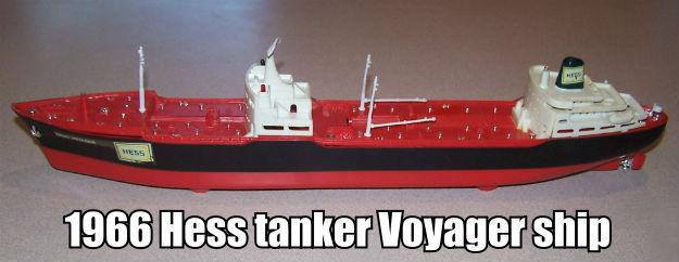 Hess Voyager Tanker Ship