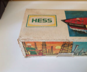 Hess Voyager Ship for sale