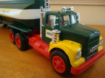 1972 hess tanker truck value