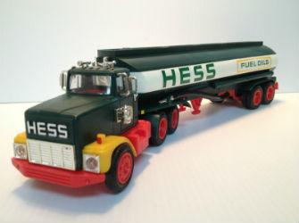 1977 hess fuel oil tanker value