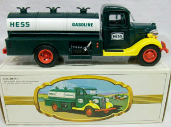 1982-1983 First Hess Truck value