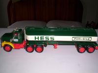 1984 Hess truck piggy bank