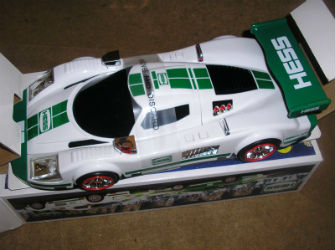 2009 Hess race car and racer value