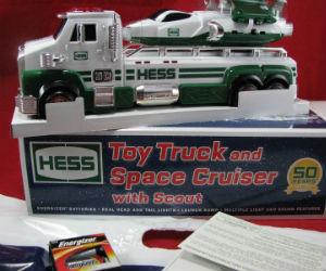 2013 Hess truck on sale