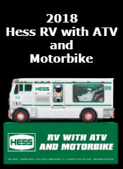 2018 Hess RV with ATV and Motorbike with FREE SHIPPING