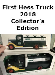 First Hess Truck 2018 Collector's Edition