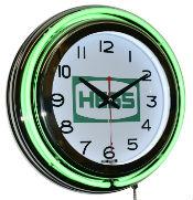 Hess Neon Wall Clock