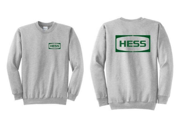 Hess Sweatshirt Brand New