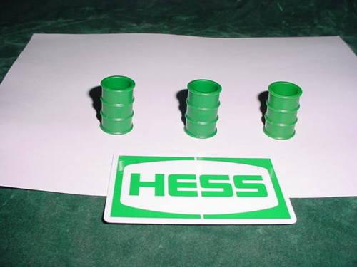 Hess truck parts 1975 Original Barrels