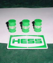 Hess Replacement Barrels
