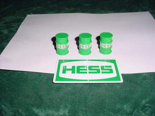 Hess truck parts 1987 Original Barrels