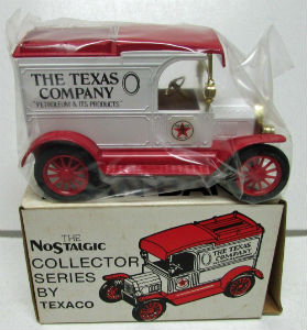 "ERTL #1 Texaco ""1913 Ford Model T Van"""
