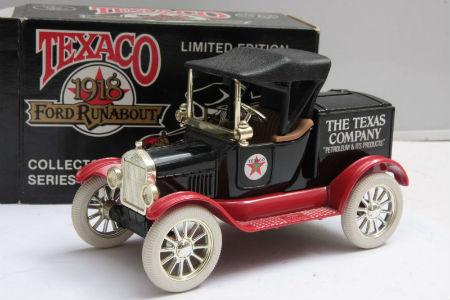 "ERTL #5 Texaco ""1918 Ford Runabout"""