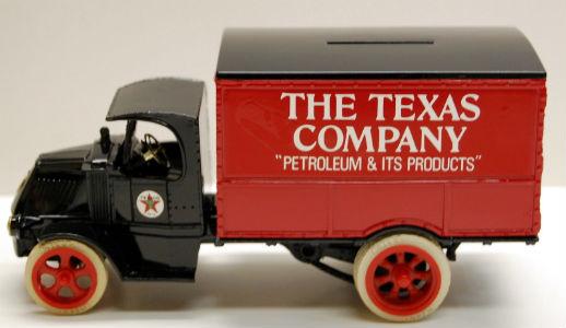 """ERTL #6 Texaco """"1925 Mack Freight Truck"""""""