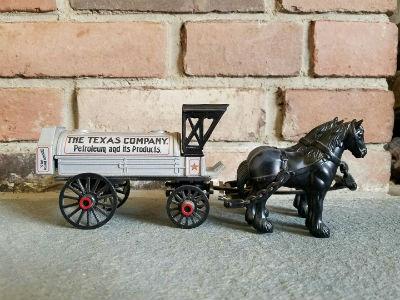 """ERTL #8 Texaco """"Horse & Tanker"""""""