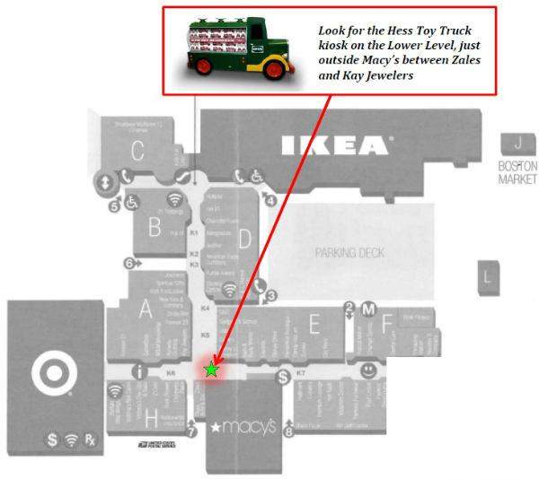 Buy your Hess Toy Truck at Broadway Mall in HICKSVILLE NY ... Map Hicksville Ny on republic ny map, stony brook ny map, green acres mall ny map, baldwin harbor ny map, rockville centre ny map, east massapequa ny map, lawrence county ny map, greenfield center ny map, atlas ny map, brookhaven town ny map, eatons neck ny map, connetquot ny map, great south bay ny map, western nassau ny map, jamestown ny map, e greenbush ny map, cove neck ny map, south farmingdale ny map, hancock ny map, lyncourt ny map,