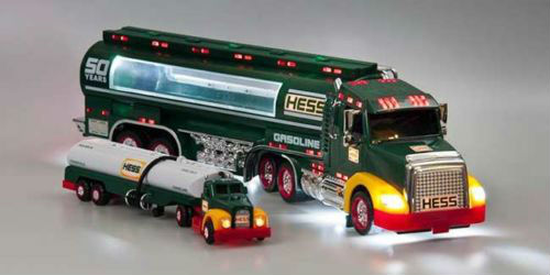 Collector's Edition Hess Toy Truck 2014
