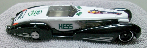 Custom Hess Hot Wheels Cadillac Fleetwood