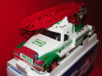 1994 Hess rescue truck value