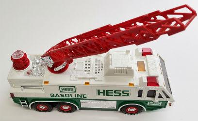 1996 Hess Emergency Truck value