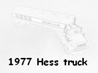 1977 Hess coloring page