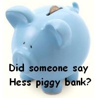Piggy bank trucks