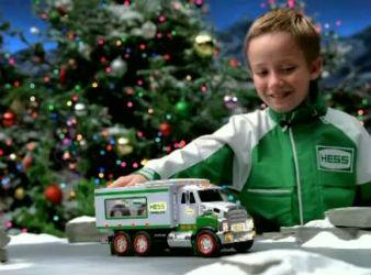 Order Hess trucks online starting 2012