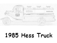 1985 Hess coloring page