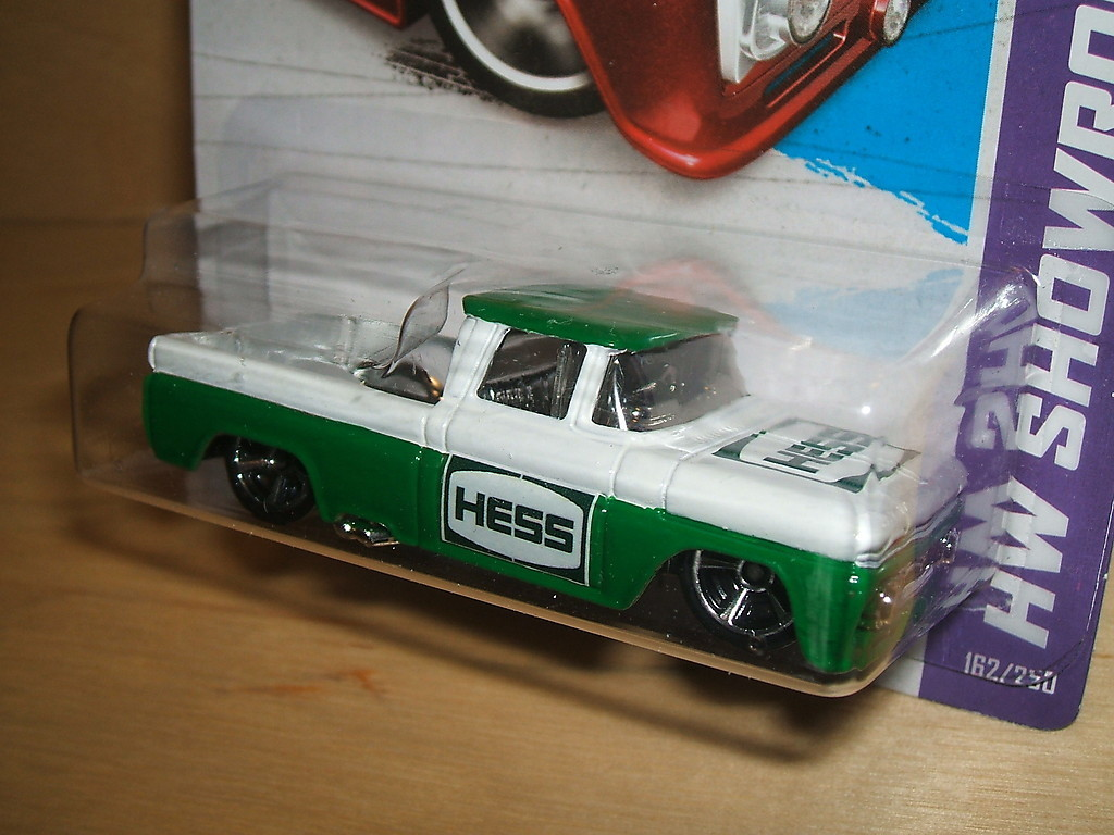 Hot Wheels 1962 Chevy truck