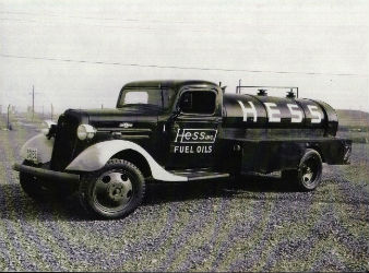 The First Hess Truck