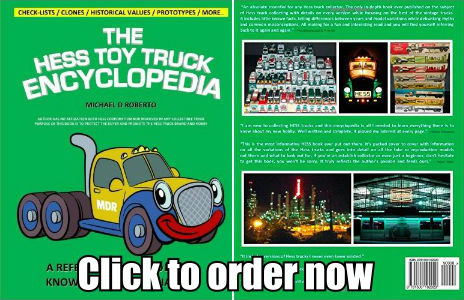 Buy The Hess Toy Truck Encyclopedia Reference